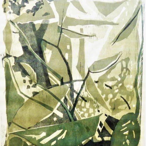 Ausstellung Baum und Blatt
